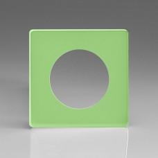Egyes szines   keret  zöld