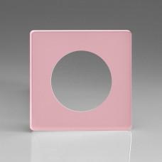Egyes szines   keret  rózsaszín